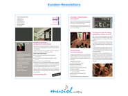 Newsletter Koeser